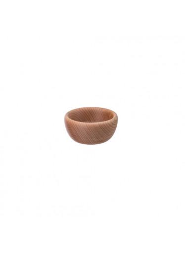 ČistéDřevo Dřevěná miska 10 cm