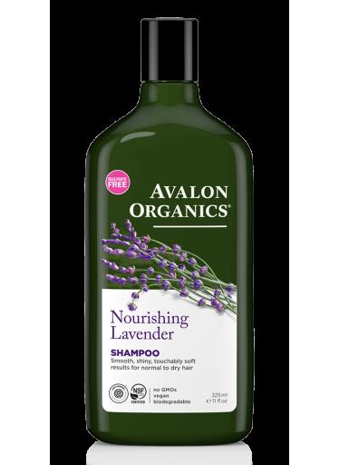 AVALON šampón Lavender vyživující 325ml