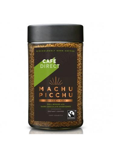 Cafédirect - Machu Picchu instantní káva 100g