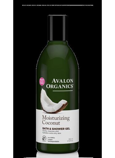 AVALON koupelový a sprchový gel Coconut 355ml