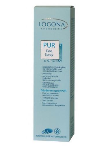 LOGONA PUR Deo spray