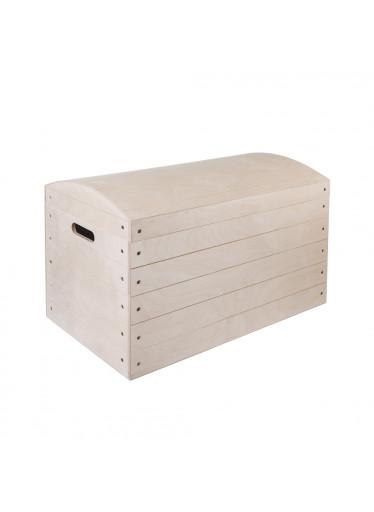 ČistéDřevo Dřevěná truhla II