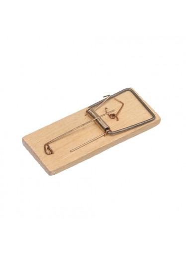 ČistéDřevo Past na myši dřevěná