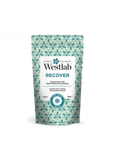 WESTLAB koupel RECOVER 1kg regenerace svalů