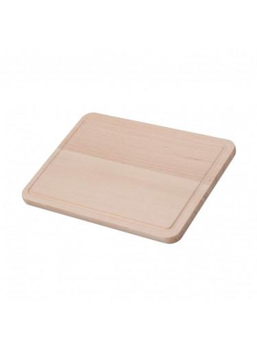 ČistéDřevo Dřevěné prkénko 30.5 x 22.5 cm
