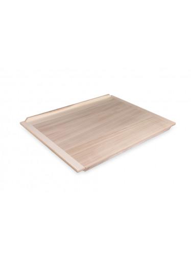 ČistéDřevo Dřevěný vál 80 x 60 cm (oboustranný)
