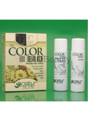 Color Erbe Barva na vlasy No.01 Černá 1.0