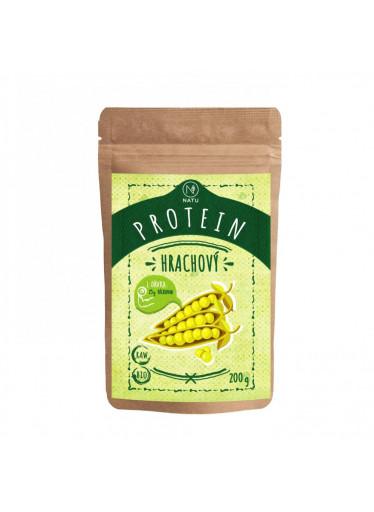 NATU Hrachový protein BIO 200 g