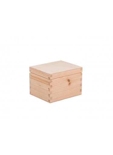 ČistéDřevo Dřevěná krabička IV