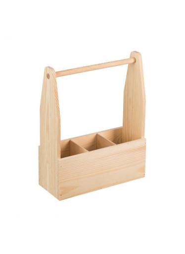 ČistéDřevo Dřevěný nosič V