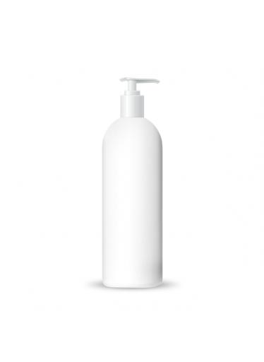 Dávkovač: plastová lahvička bílá vč. pumpičky 500ml