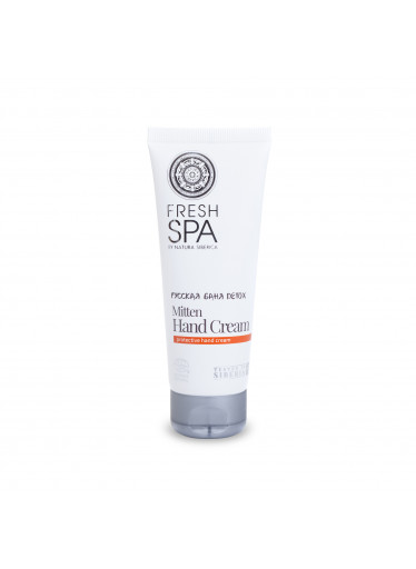 Fresh Spa Bania Detox Ochranný krém na ruce, 75 ml