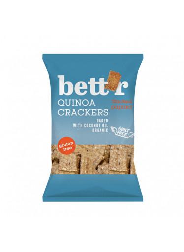 Bett'r Krekry quinoa & uzená paprika BIO 100g
