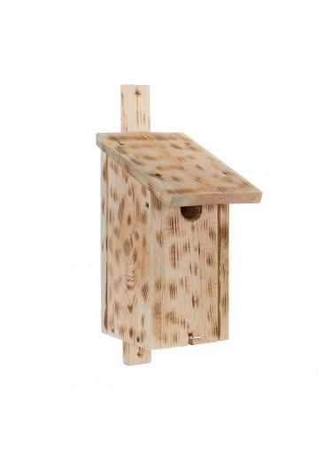 ČistéDřevo Dřevěná ptačí budka jedle