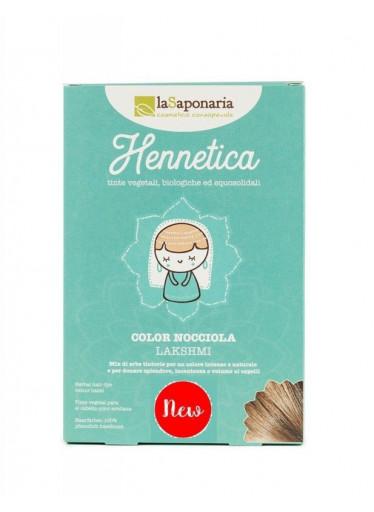 laSaponaria Přírodní barva na vlasy Lakshmi BIO (100 g) - lískový ořech