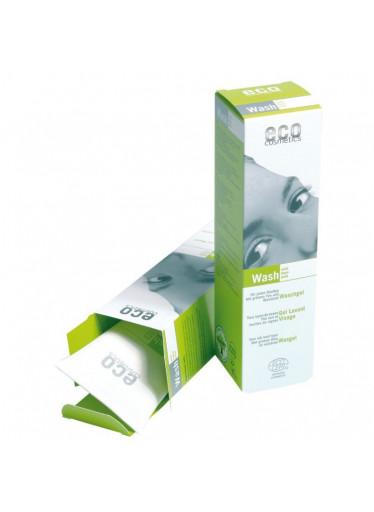 Eco Cosmetics Čistící gel na obličej BIO (125 ml) - ozvlášť skvělý pro mastnou pleť