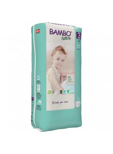 ABENA Bambo Nature 3 M pro 4-8kg 52ks