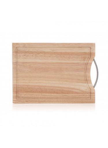 ČistéDřevo Dřevěné krájecí prkénko BRILLANTE - 38 x 28 cm