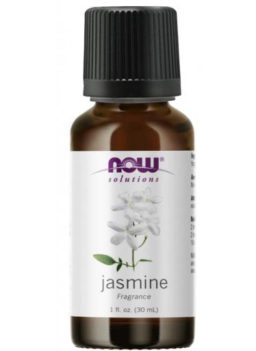 NOW® Foods NOW Essential Oil, Jasmine oil (éterický olej Jasmín), 30 ml