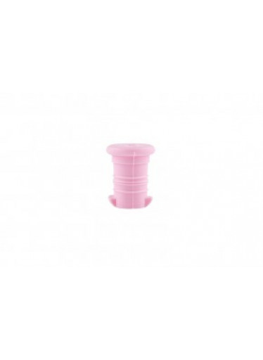 Zdravá lahev Náhradní pítko, barva ružová