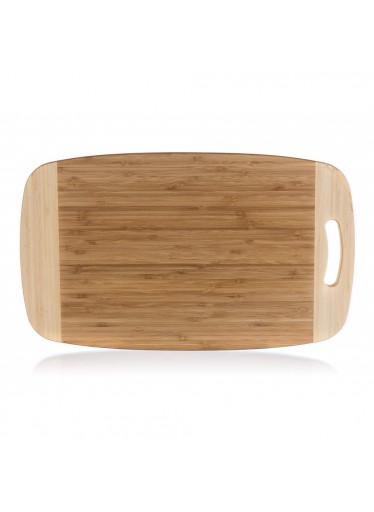ČistéDřevo Bambusové krájecí prkénko - 50 x 30 cm