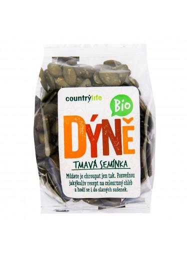 Country Life Dýňová semínka tmavá (EU) 100g BIO  COUNTRYLIFE