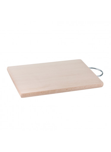ČistéDřevo Dřevěné prkénko s uchem velké
