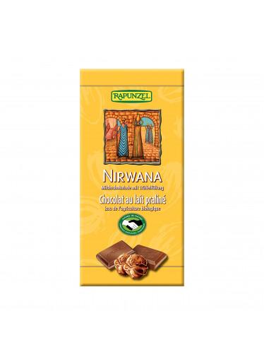 Rapunzel Čokoláda Nirwana mléčná BIO 100 g