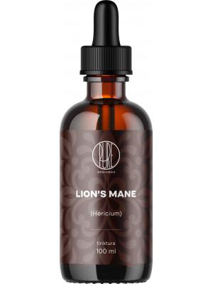 BrainMax Pure Lion's Mane (Hericium) tinktura, 100 ml