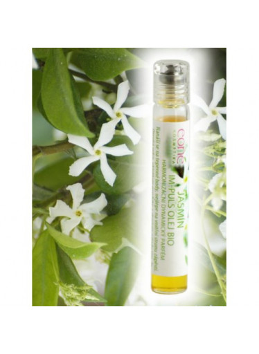 Eoné Jasmín IM-PULS olej BIO (parfém), 8 ml - uklidňuje psychiku, dodává optimismus