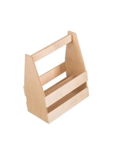 ČistéDřevo Dřevěný nosič VII