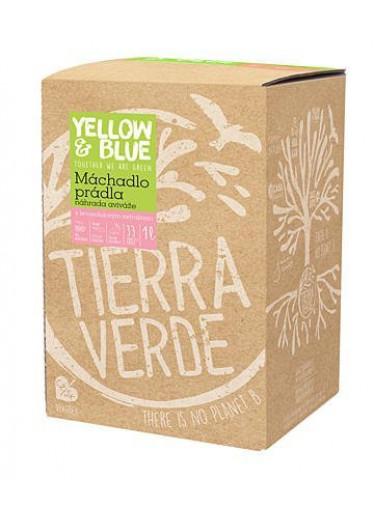 Yellow&Blue L'vandu love - máchadlo prádla (5 l) - šetrnější náhrada aviváže