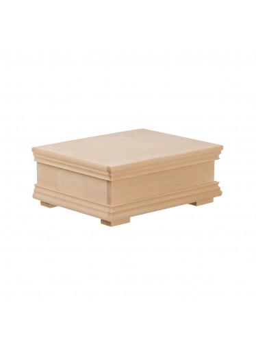 ČistéDřevo Dřevěná krabička X