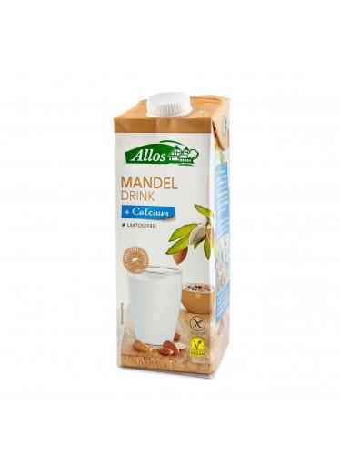 Allos Mandlový nápoj + kalcium BIO 1 l
