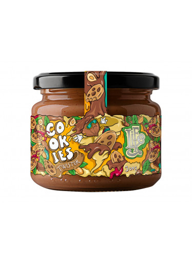 LifeLike - Cookies Twister - 300g