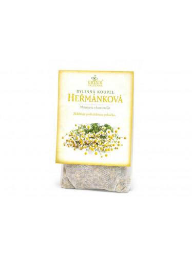 Heřmánková (bylinná koupel)