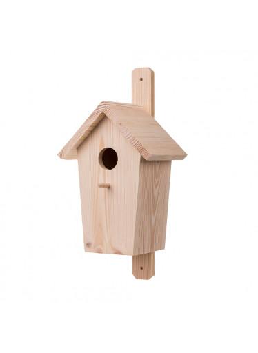 ČistéDřevo Dřevěná ptačí budka borovice