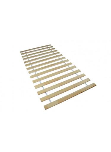 ČistéDřevo Dřevěný laťkový rošt 90 x 200 cm