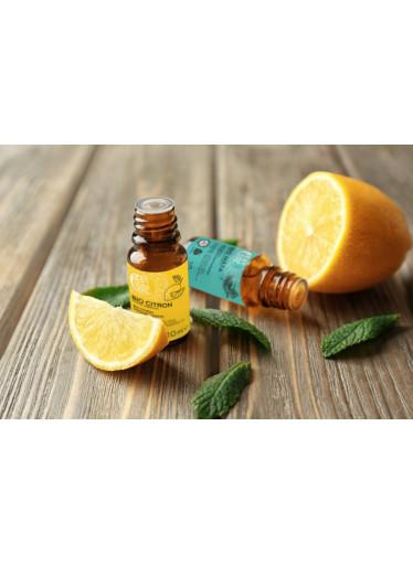 Tierra Verde Silice Citron BIO (30 ml) - dodává optimismus