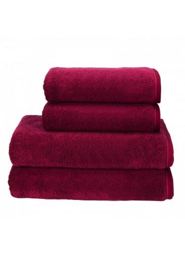 Sada ručníků 10 Bordeaux 1+1