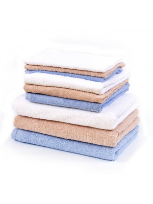 Sada ručníků 01 Sabbia 1+1