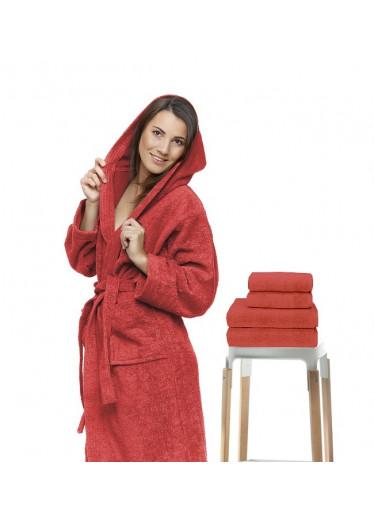 Sada 15 Corallo župan + osuška + ručníky