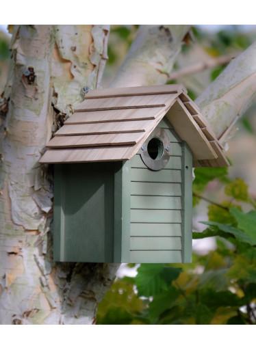 Wildlife World Budka New England Green - otvor 3,2 cm