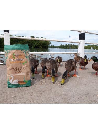 Brambles Krmení pro labutě a kachny 12,55 kg