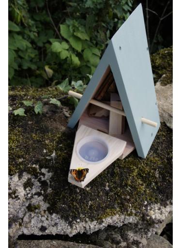 Wildlife World Dům a krmítko typ 2014 pro motýly, rozložitelné