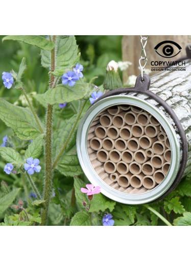 Wildlife World Plechovka z hliníku s izolací pro včelky samotářky