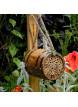 Wildlife World Domek ve tvaru soudku pro včelky samotářky